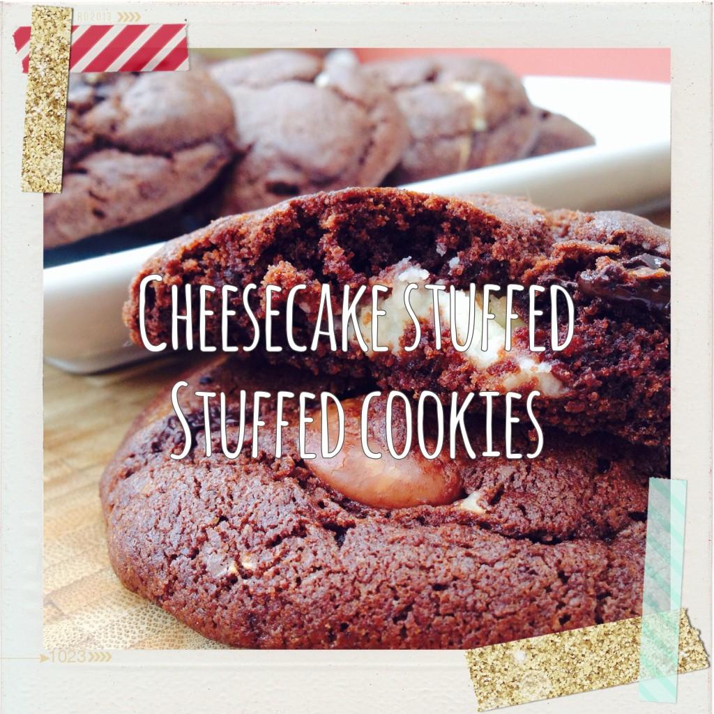 cheesecake stuffed